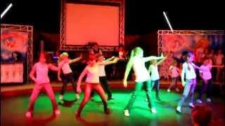 """Танец """"Пусть все завидуют"""" Студия Кокетка (Танцы для детей в Новороссийске)"""