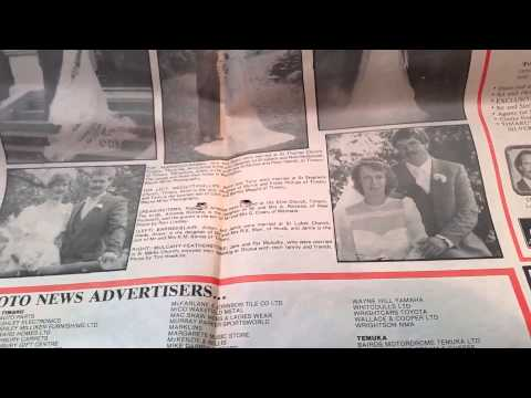 PHOTO NEWS Issue No 9 - April 1964 : Ron E Bishop Timaru NZ
