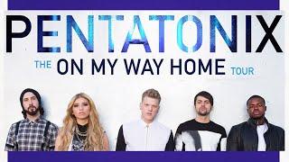 On my way home TOUR | Show completo em Anaheim