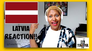 Eurovision 2021 Reaction - LATVIA (Tuneful TV)