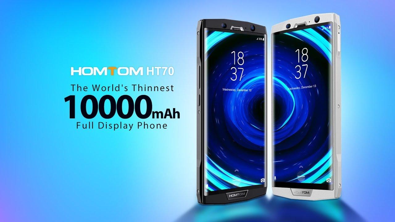SUNSKY - [HK Stock] HOMTOM HT70, 4GB+64GB