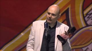 Billy Corgan of Smashing Pumpkins -  Acceptance Speech APMA 2014