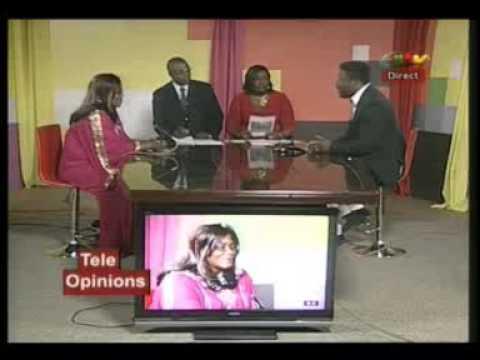 Jacques-Greg Belobo Tele opinions CRTV