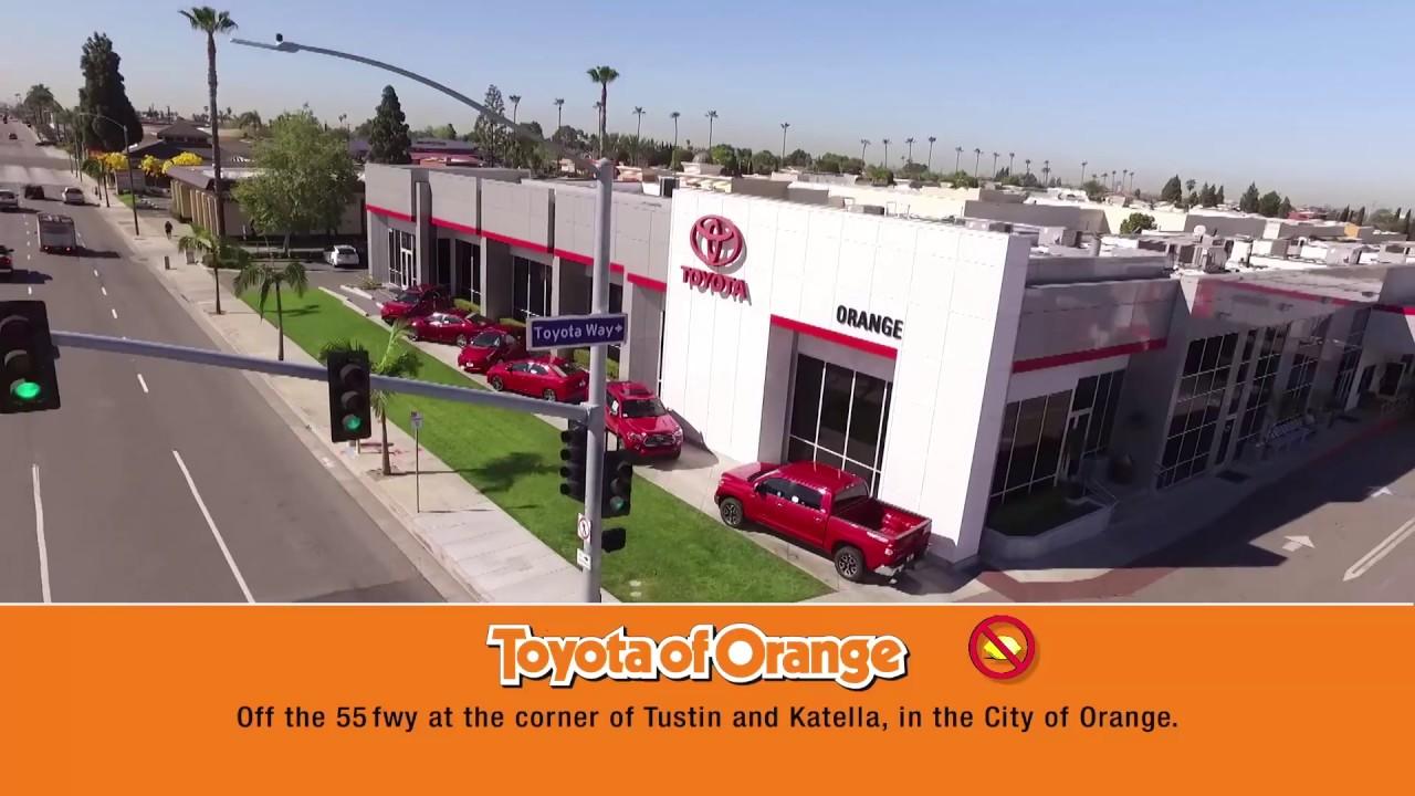 Toyota Of Orange >> Toyota Of Orange Spring 2018 1000 Car Challenge