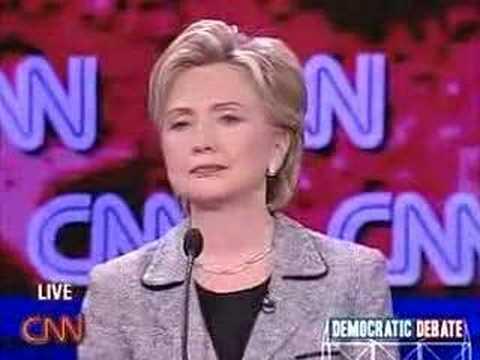 Hillary Clinton Farts!