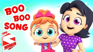 Boo Boo Song  Best Kids Song  Nursery Rhymes And Children Songs