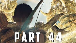 GOD OF WAR Walkthrough Gameplay Part 44 - TYR