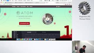 Getting excited on Electron - TalkJS