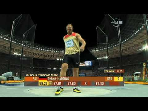 Harting becomes World Champ at home - from Universal Sports