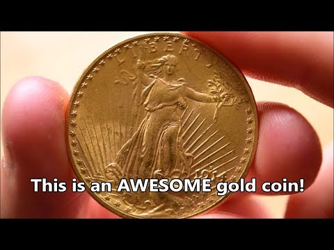 Gold $20 Saint Gaudens - In Focus Friday - Episode 64!