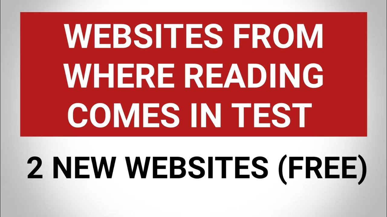Exam reading || Free reading material for 7 August ielts exam | 12 August ielts exam | 21 August