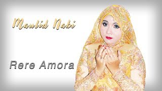 Rere Amora - Maulid Nabi ( Official Music Video )