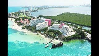 OASIS PALM BEACH 4 Оазис Палм Бич Мексика Канкун обзор отеля все включено