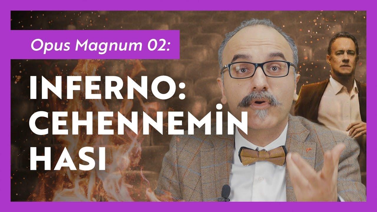 Download Emrah Safa Gürkan – Opus Magnum 02: Inferno:Cehennemin Hası / Dan Brown