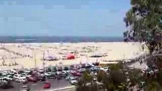 Grandpa Guy shoots Santa Monica Pier
