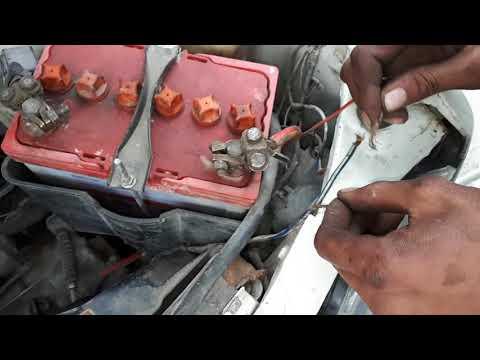 how to engine cooling fan current problem Suzuki Mehran car Urdu in Hindi