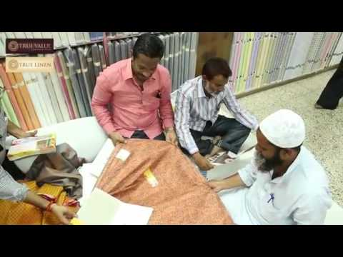 True Value / True Linen. Kamadgiri Fashion Ltd. Paramount Textiles, Secunderabad - Mr. Rajkumar Bang