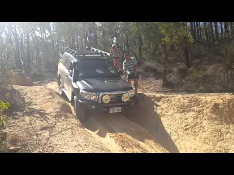 Toyota Land Cruiser 200 Series  V8  4.500 L.Twin Turbo Diesel  model; VX.Australia