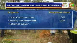 Cheserem On Mineral Revenue Sharing