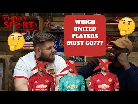 WHICH MAN UNITED PLAYERS NEEDS TO GO? FT: STEPHEN HOWSON | EVERTON 4-0 MAN UNITED