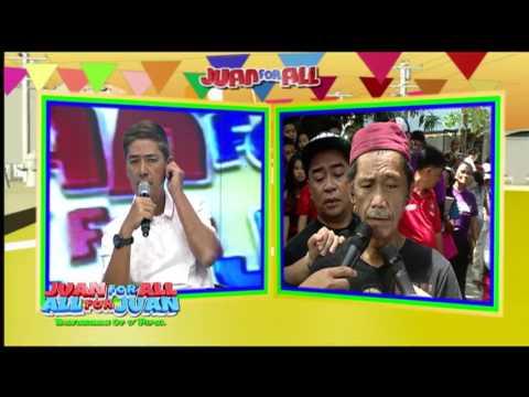 Juan For All, All For Juan Sugod Bahay | April 6, 2017