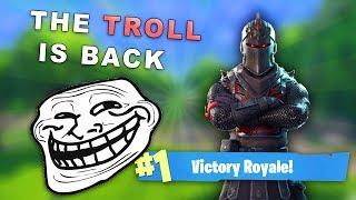 NEW TROLL KING !! - Fortnite Battle Royale ( Funny Moments ) - Jumbo
