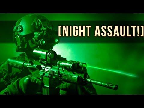 NIGHT ASSAULT! | MORNING RAID ! | OPERATION STRONGARM PART 2 | UK MILSIM