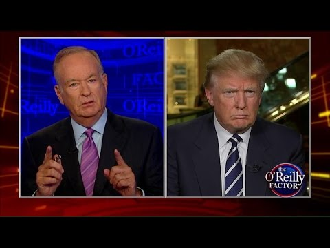 Bill O'Reilly and Donald Trump Talk About John McCain on 'The O'Reilly Factor'