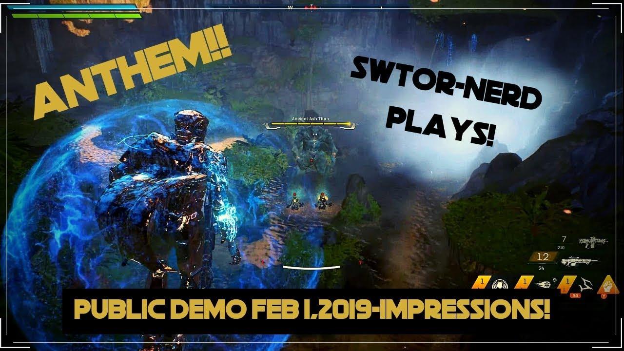 swtor demo