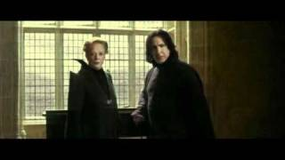 Severus Piton sbeffeggia Harry Potter
