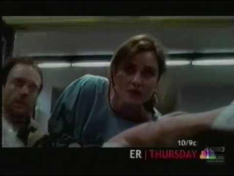 ER | NBC Promo | 2001