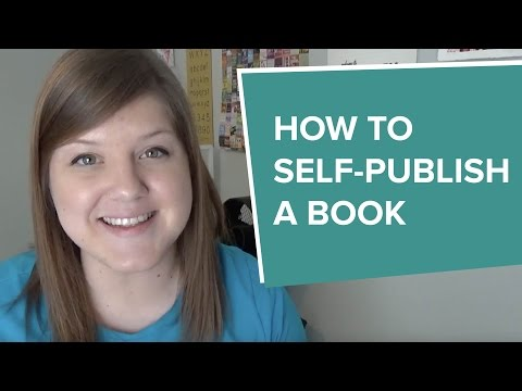 How to Self-Publish a Book on CreateSpace