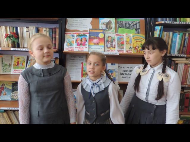 Изображение предпросмотра прочтения – «Команда круче всех» читает произведение «Врун» Д.И.Хармса