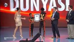 Ethio Circus Amanuel & Samuel  Break Guinness World Records