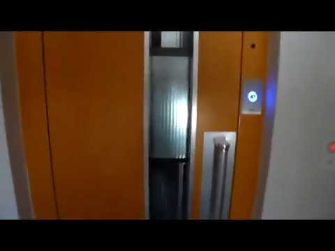 Modernized OTIS elevator résidence Beau-Site Nendaz, Switzerland