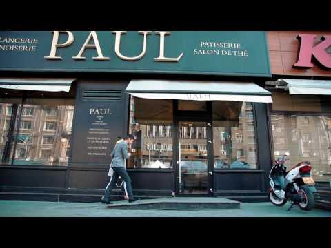 Larisa & Adrian for PAUL Romania