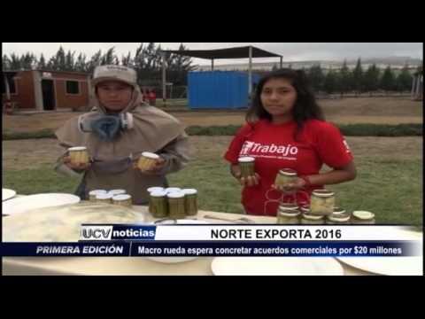 Trujillo: Exporta 2016 concreta acuerdos comerciales por US$ 20 millones