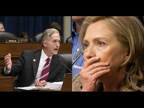 Trey Gowdy Dismantles Every Hillary Clinton Lie