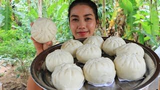 Yummy cooking Pork Steamed Buns recipe - Cooking skill