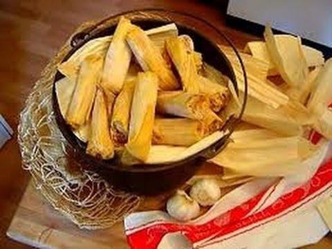 How To Make Homemade Tamales!