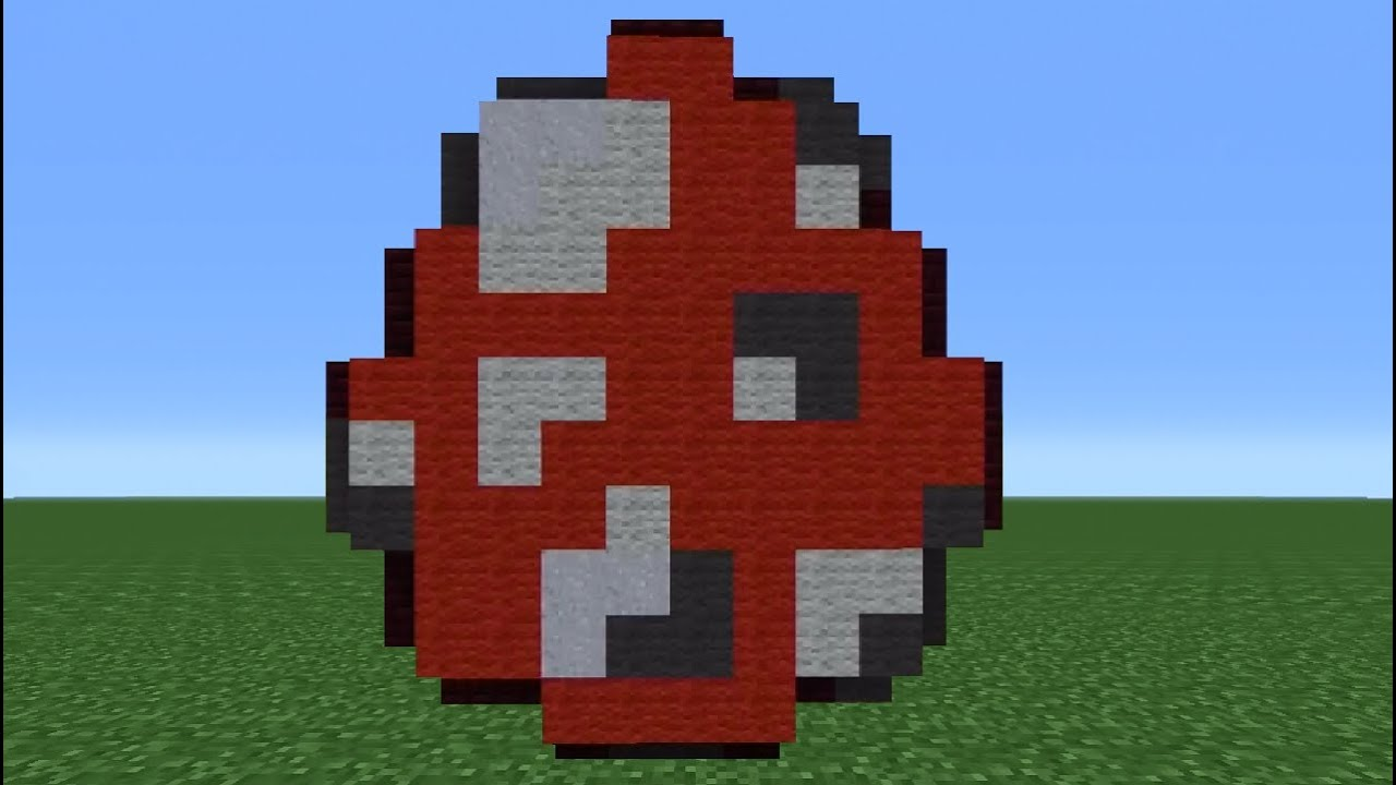 How to make an egg in minecraft