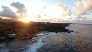 Kauai Island with Drone