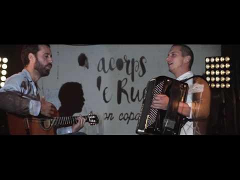 Acorps de Rue -  Mon copain [OFFICIAL MUSIC VIDEO]