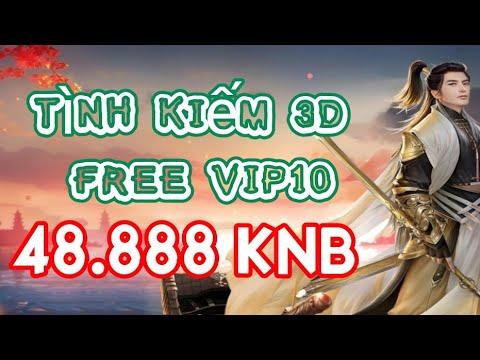 Game Lậu Mobile - TINH KIẾM 3D Private - Free VIP 10 + 48.888 KNB