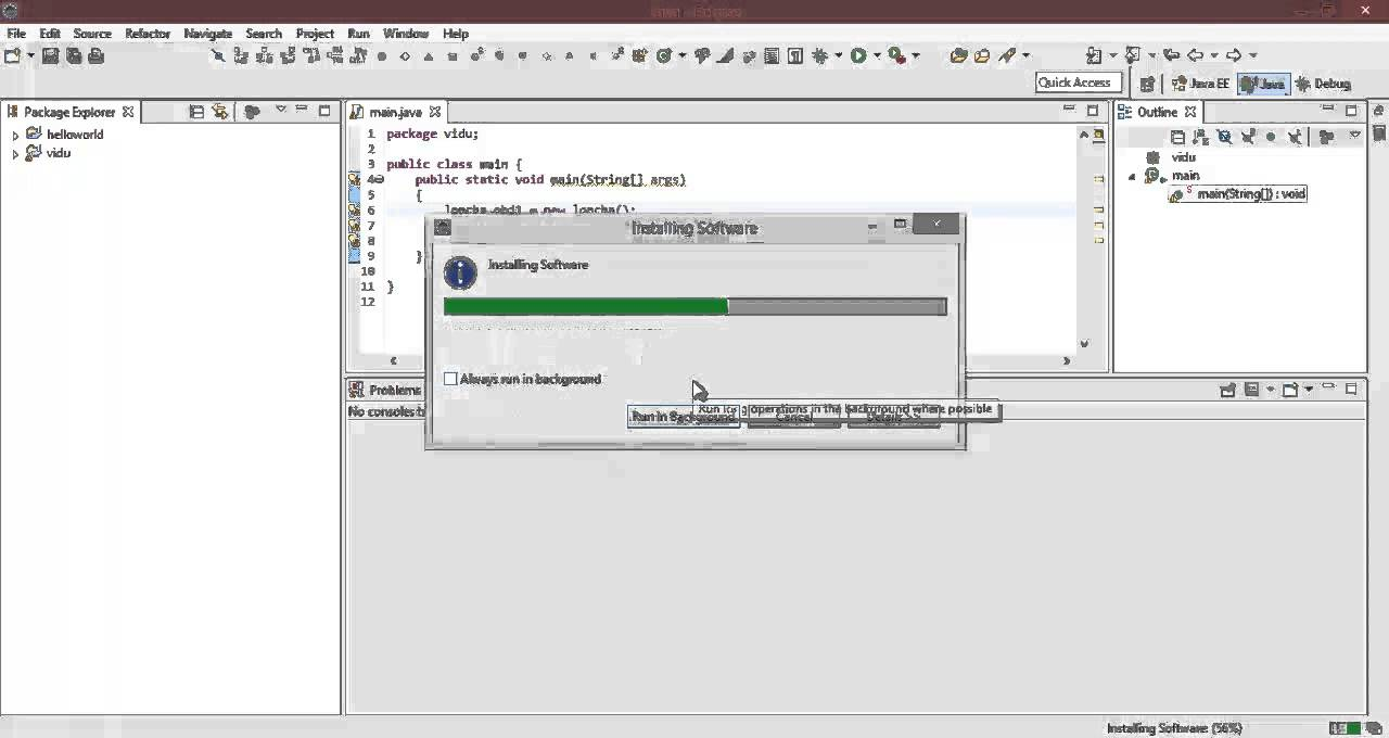 Nhm 6 tun 4 install umlet or uml designer plug in eclipse youtube nhm 6 tun 4 install umlet or uml designer plug in eclipse ccuart Gallery