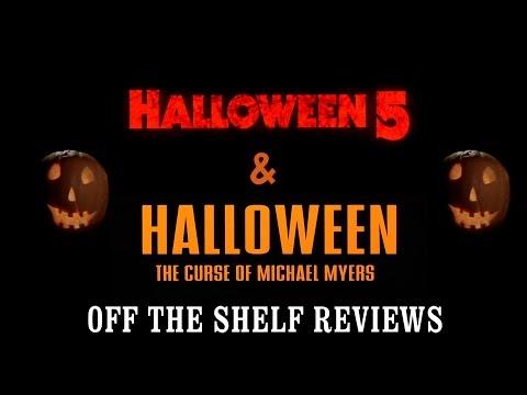 Halloween 5 & 6 Review - Off The Shelf Reviews