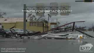 10-10-18 Panama City, FL - Hurricane Michael Causes Catastrophic Damage.mp4