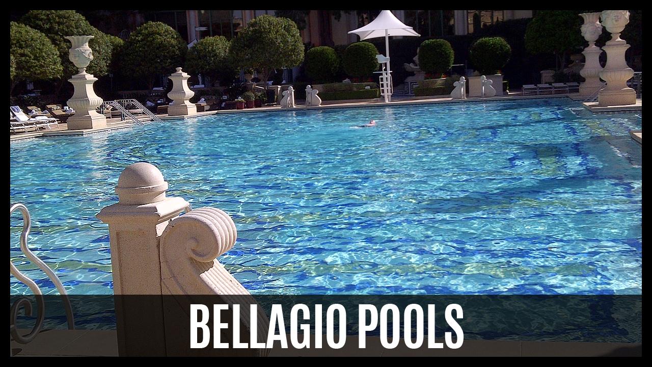 Bellagio Pools Youtube