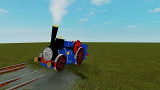 Roblox: Thomas and Friends Crashes 11