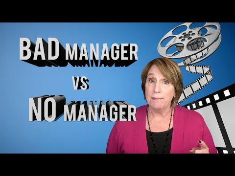 Hollywood Q&A: Bad Manager vs. No Manager